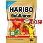 ハリボー ゴールドベア ( 80g*80袋セット )/ ハリボー(HARIBO)