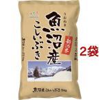 令和元年産 魚沼産こしいぶき ( 5kg*2袋セット/10kg )