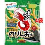 かっぱえびせん ごま油香るのりしお味 ( 70g*4袋セット )/ かっぱえびせん