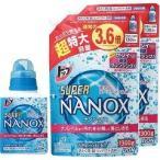 【在庫限り】トップ スーパーナノックス 本体+つめかえ用 超特大 ( 1セット ) /  スーパーナノックス(NANOX)
