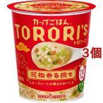 カップごはんトロリーズ 花椒香る担々 ( 3個セット )/ ポッカサッポロ