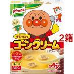 クノール それいけ!アンパンマンスープ コーンクリーム ( 3袋入*2箱セット )/ クノール