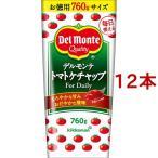 デルモンテ トマトケチャップ デイリー ( 760g*12本セット )/ デルモンテ