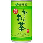 ショッピングお茶 伊藤園 お〜いお茶 缶 ( 190g*30本入 )/ お〜いお茶 ( お茶 )