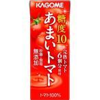 ショッピングトマトジュース カゴメ あまいトマト ( 200mL*24本入 )/ カゴメジュース
