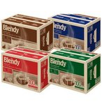 ブレンディドリップパック100袋 3種類から選べる コーヒー 送料無料(北海道、沖縄を除く)