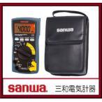 デジタルテスター CD771 /C77 三和電気計器 SANWA