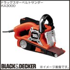 KA3000 ドラッグスターベントサンダー ブラック&デッカー