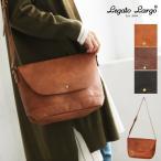 ショルダーバッグ バッグ フェイクレザー シンプル レディース 鞄 斜め掛け 合皮 肩掛け フェイクスエード legatolargo レガートラルゴ