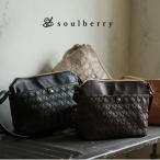ショルダーバッグ 編み込み メッシュ 切り替え レディース 鞄 斜め掛け ミニバッグ フェイクレザー 合皮 編み込み soulberryオリジナル