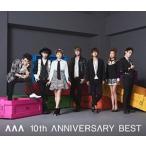AAA(トリプルエー)/AAA 10th ANNIVERSARY BEST [2CD][通常盤] 2015/9/16発売 AVCD-93249