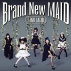 BAND-MAID(バンドメイド)/Brand New MAID 【Type-A】(CD+DVD) CRCP-40460 2016/5/18発売