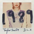 テイラー・スウィフト/1989〜デラックス・エディション [CD+DVD]  POCS-24009