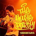 久保田利伸/3周まわって素でLive!〜THE HOUSE PARTY! 〜(通常盤) [CD] SECL-2208 2017/9/27発売
