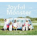Little Glee Monster(リトルグリーモンスター)/Joyful Monster(初回生産限定盤)(CD+DVD) SRCL-9276 2017/1/6発売