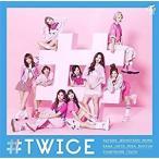 TWICE(トゥワイス)/#TWICE(通常盤)  [CD] WPCL-12635 2017/6/28発売