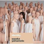 山本彩 (NMB48) /identity (初回限定盤) [CD+DVD] YR