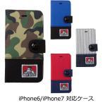 ベンデイビス【BEN DAVIS】スマホケース 手帳型 iPhone6 iPhone7 bdw908...