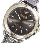 ショッピングコーチ コーチ COACH クオーツ 腕時計 TATUM テイタムガンメタル ローズゴールドブレスレットウォッチレディース14502597 おしゃれ