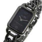 ショッピングコーチ コーチ COACH クオーツ レディース 腕時計 14502722 ブラック おしゃれ