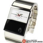 NIXON ニクソン 腕時計 レディース ステンレス アナログ CHALET A575005 シルバー/ブラック/ホワイト