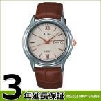 【お取り寄せ】SEIKO セイコー ALBA アルバ メカニカル 自動巻 メンズ 腕時計 AQHA005