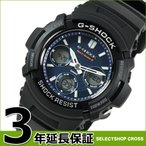 カシオ Gショック メンズ 腕時計 AWG-M100SB-2ADR ブラック