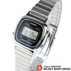 チープカシオ チプカシ カシオ CASIO レディース 腕時計 デジタル LA670WD-1 ブルー 青 シルバー