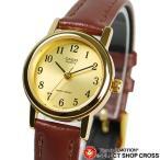 カシオ CASIO 女性 アナログ 腕時計 LTP-1095Q-9B1 金/茶 セール