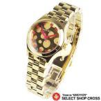 ショッピングMARC マーク バイ マークジェイコブス 腕時計 レディース ヘンリー グロッシー ポップ スモールサイズ ゴールド×ピンク MBM3270