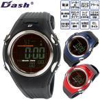 アリアス ALIAS ダッシュ DASH ソーラー 電波 ウオッチ 10気圧防水 メンズ 腕時計 デジタル 電波ソーラー コスパ カウントダウンタイマー カレンダー アラーム