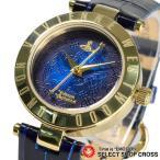 ヴィヴィアン・ウエストウッド Vivienne Westwood レディース 腕時計 アナログ オーブ レザーベルト VV092NVNV ネイビー ゴールド 金色