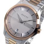 グッチ GUCCI Gタイムレス クオーツ メンズ 腕時計 YA126447 シルバー