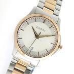 グッチ GUCCI Gタイムレス クオーツ メンズ 腕時計 YA126450 シルバー