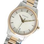 グッチ GUCCI Gタイムレス クオーツ メンズ 腕時計 YA126473 シルバー
