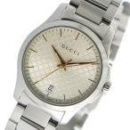 グッチ GUCCI Gタイムレス クオーツ レディース 腕時計 YA126593 シルバー