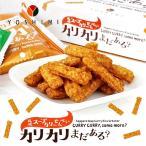 1000円ポッキリ 札幌スープカリーせんべい カリカリまだある? 8袋 送料無料 YOSHIMI 北海道