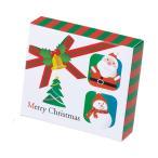 クリスマスリボン(キャンディ5粒入)※100個以上でのご注文をお願いします。(端数出荷可 例:105個 210個など)