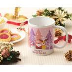 ハッピークリスマス マグカップ※40個以上でご注文ください。 / 販促品 ノベルティ 粗品 プレゼント