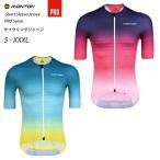 Monton[モントン]半袖サイクルジャージプロモデル[自転車用/メンズ]PRO Saiun 男性用(1点までクリックポストOK)取り寄せ品
