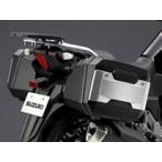 Vストローム250 DS11A サイドケース左右 スズキ純正 ※取付には別売のサイドケースプレート及びスリーケースロックセットが必要です。