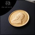 【金貨】クルーガーランド金貨 1/10オンス 1980年 南アフリカ共和国造幣局