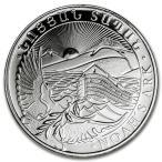 ノアの箱舟 シルバーコイン 銀貨 1オンス 純銀