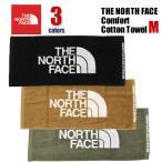 ノースフェイス タオル THE NORTH FACE Comfort Cotton Towel M 今治 日本製 綿100% 消臭加工 コットンタオル M スポーツタオル スポーツ ギフト 黒 赤 NN22101