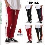 サイドライン ジャージ パンツ メンズ レディース EPTM エピトミ ライン入り ジャージ ライン 大きいサイズ おしゃれ ストリート系 USA ファッション