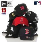 ニューエラ キャップ メンズ レディース 帽子 NEW ERA CAP メッシュキャップ ベースボールキャップ 黒 青 赤 白