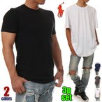 ショッピングラルフローレン ラルフローレン Tシャツ POLO RALPH LAUREN 半袖 無地 Tシャツ メンズ 大きいサイズ ブラック ホワイト  黒 白 ブランド 3枚セット