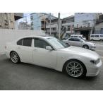 speed1 BMW 7シリーズ E66 E65 鏡面 ステンレスピラー ●6点● バイザー有用 (バイザー装着車用)