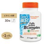 【5%OFFクーポン配布中★】ベスト フーリーアクティブ 活性型ビタミンBコンプレックス 30粒  supplement