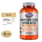 Yahoo!アメリカサプリ専門スピードボディBCAA サプリメント BCAA (超お得サイズ!)240粒 NOW   NOW Foods(ナウフーズ)
